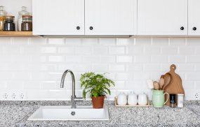 Kitchen Picture - Cascade White