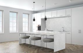 Kitchen Picture - Bianco Venetino