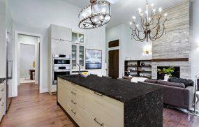 Kitchen Picture - Emprodor Brown