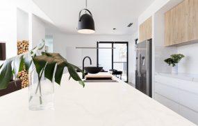 Kitchen Picture - White Pearl
