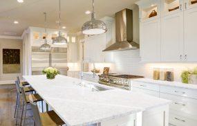 Kitchen Pictures - Aqua White