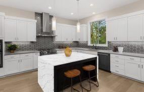 Kitchen Pictures - Arbescato White