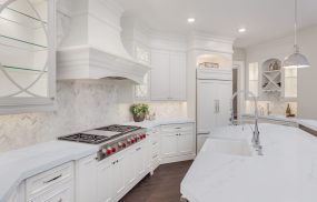 Kitchen Pictures - Bianco Luna