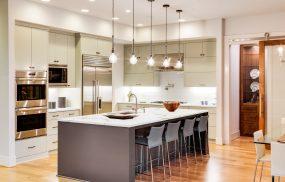 Kitchen Pictures - Calacatta Elite