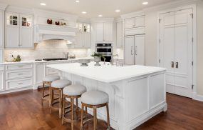 Kitchen Pictures - Calacatta Royale