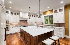 Kitchen Pictures - Carrara Gold
