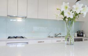 Kitchen Photo - Linen White finished