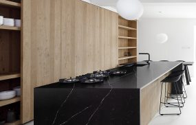 Kitchen Picture - Arte Black finished