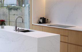 Kitchen Picture - Calacatta Valiente finished