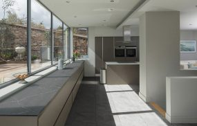 Kitchen Picture - Cemento Finished